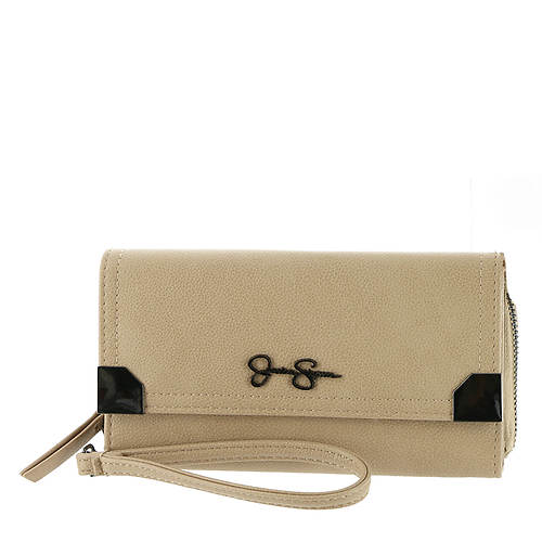 Jessica Simpson Frankie Flap Front Wallet