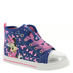 Disney Minnie Mouse High Top CH18030B (Girls' Toddler)