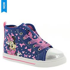 Disney Minnie Mouse High Top CH18030B (Girls' Toddler)