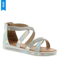 KensieGirl Rhinestone Sandal KG81406M (Girls' Toddler-Youth)