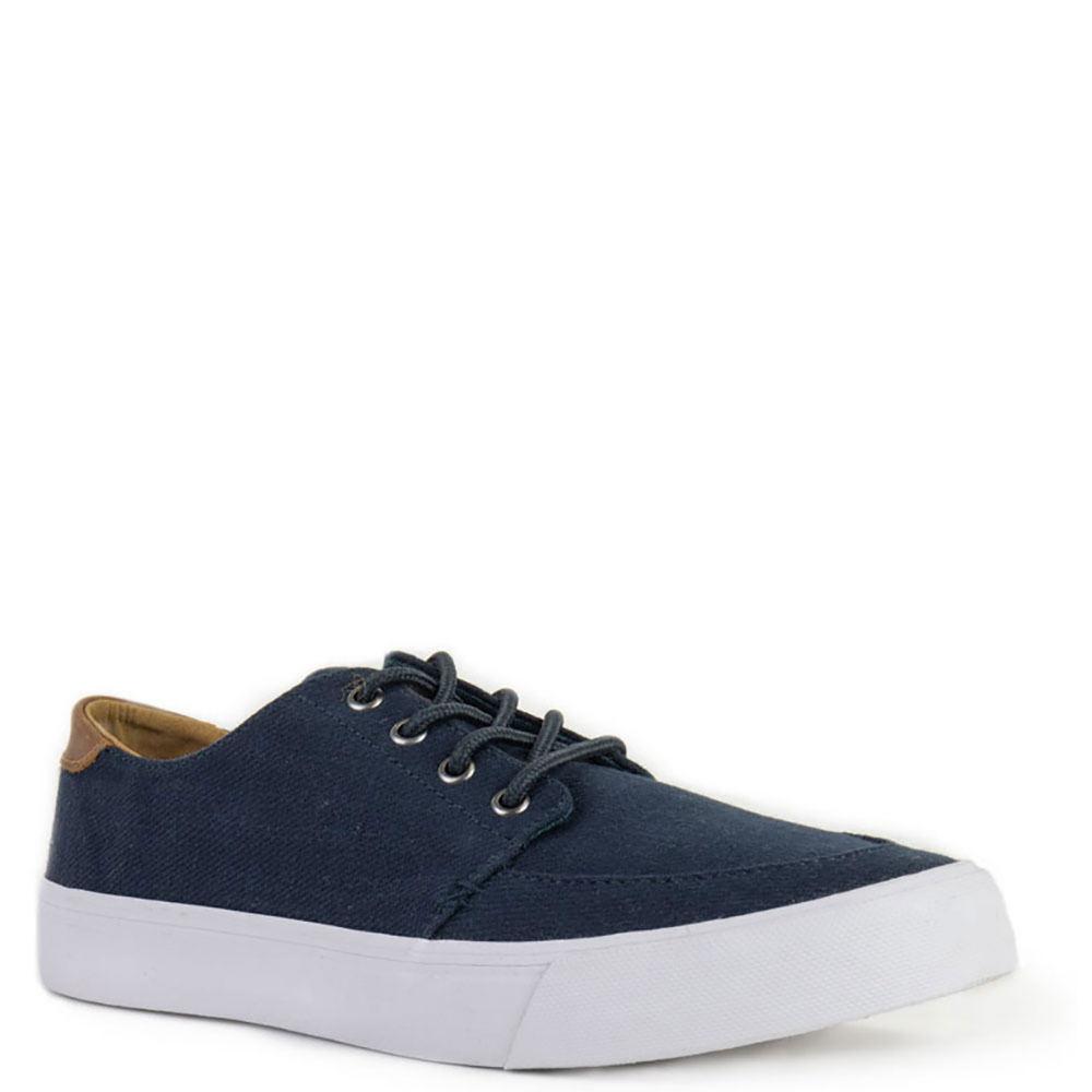 Mens Vintage Shoes, Boots | Retro Shoes & Boots Crevo Alec Mens Blue Slip On 13 M $49.95 AT vintagedancer.com