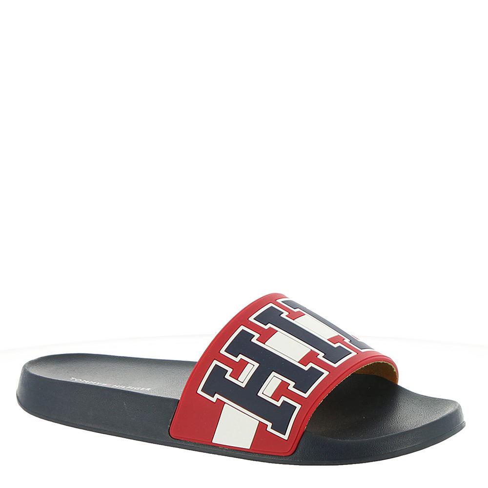 f7513e450 ... Tommy Hilfiger Corporate Ribbon Flat Sandal · Tommy ...