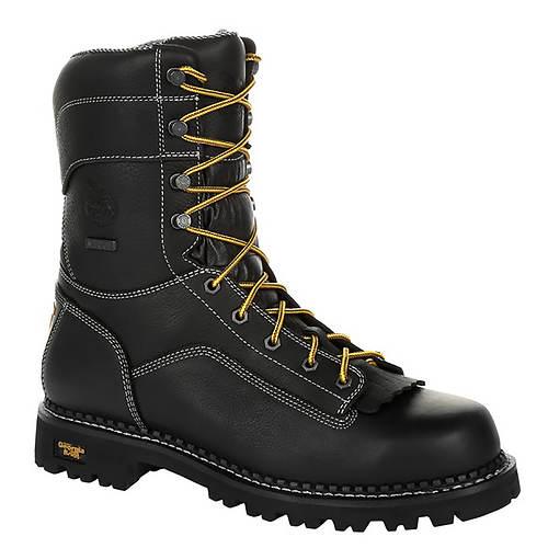 Georgia Boot Amp LT Low-Heel Logger 9