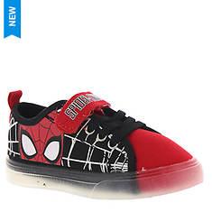 8e750064e3b0 Marvel Spiderman Lighted Canvas Low SPS384 (Boys  Toddler)