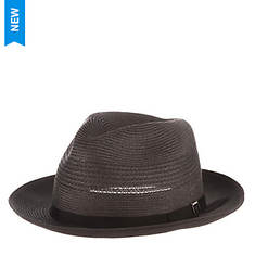 Stacy Adams Men's Dayton Polybraid Fedora