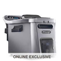 DeLonghi Dual Zone Digital Deep Fryer