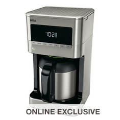 Braun BrewSense KF7175SI Coffee Maker