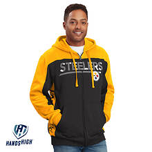 Warrior Full-Zip Hoodie