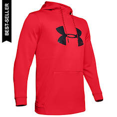 Under Armour Men's Armour Fleece Big Logo Graphic