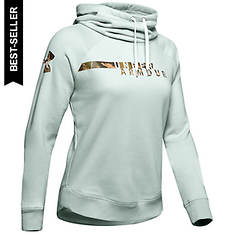 Under Armour Women's Favorite Fleece Camo Logo