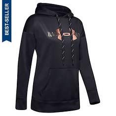 Under Armour Women's Synthetic Fleece Graphic UA Logo