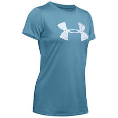 Under Armour Women's Tech Graphic Short Sleeve Crew