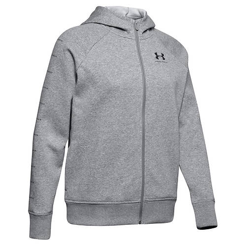 Under Armour Women's Rival Fleece Sportstyle Sleeve Graphic