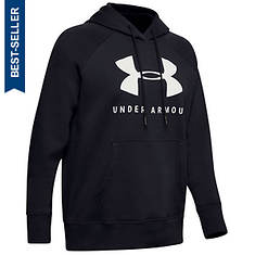Under Armour Women's Rival Fleece Sportstyle Graphic