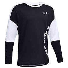Under Armour Boys' Sportstyle Color Blocked LS