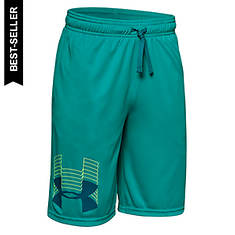 Under Armour Boys' Protoype Logo Short