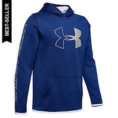 Under Armour Boys' Armour Fleece Branded Jacket