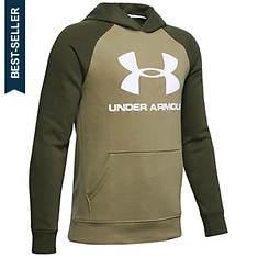 Under Armour Boys' Rival Logo Hoodie