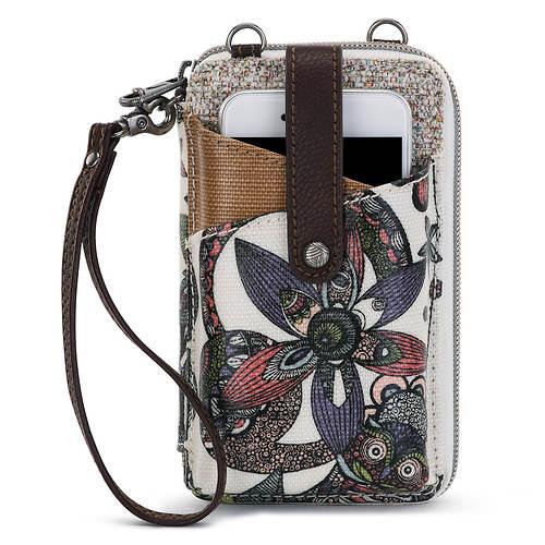 Sakroots Peri Smartphone Wristlet