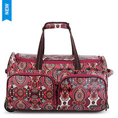Sakroots Rolling Duffle Bag