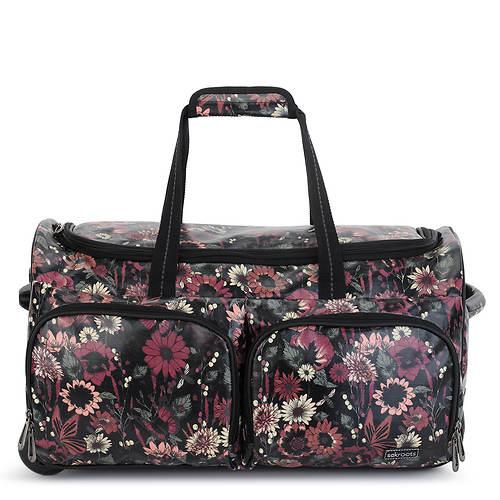 Sakroots Rolling Duffel Bag