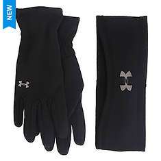 Under Armour Women's Band Glove Combo