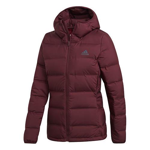 adidas Women's Helionic Hooded Jacket