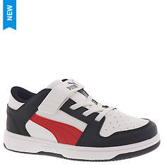 PUMA Rebound Layup Lo SL V PS (Boys' Toddler-Youth)