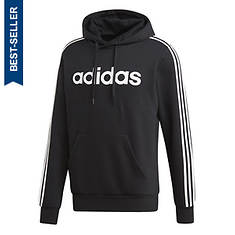 adidas Men's Essentials 3-Stripes Fleece Hoodie