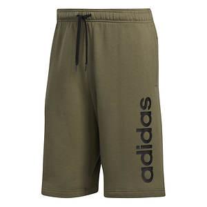 adidas khaki fleece shorts