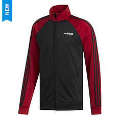 adidas Men's Ess ColorBlockd 3-Stripe Tri Jacket
