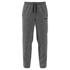 adidas Men's Ess 3-Stripe Fleece Tapered Pant