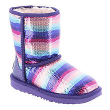 UGG® Classic Short II Rainbow (Girls' Toddler-Youth)