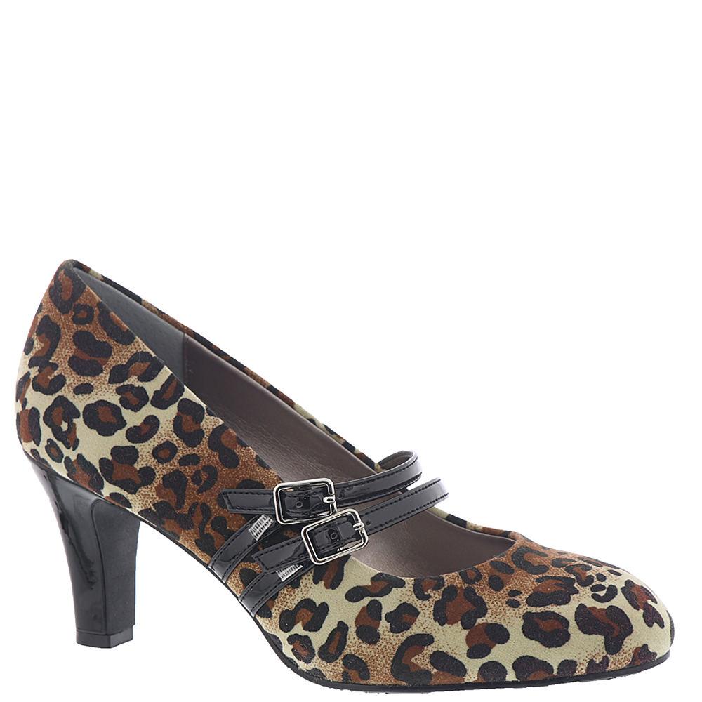 1950s Style Shoes | Heels, Flats, Boots ARRAY Roxanne Womens Multi Pump 6.5 W $89.95 AT vintagedancer.com