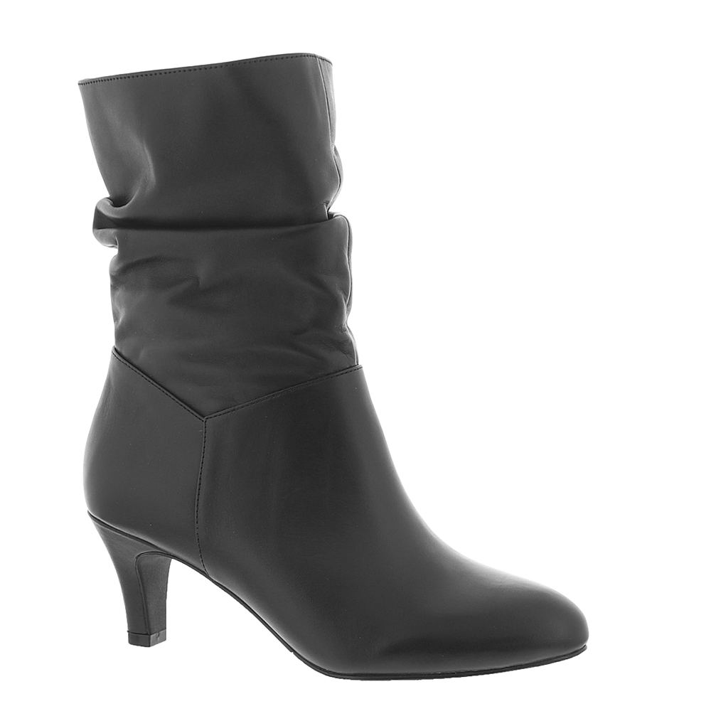 1980s Clothing, Fashion | 80s Style Clothes ARRAY Kimberly Womens Black Boot 8 W $131.95 AT vintagedancer.com