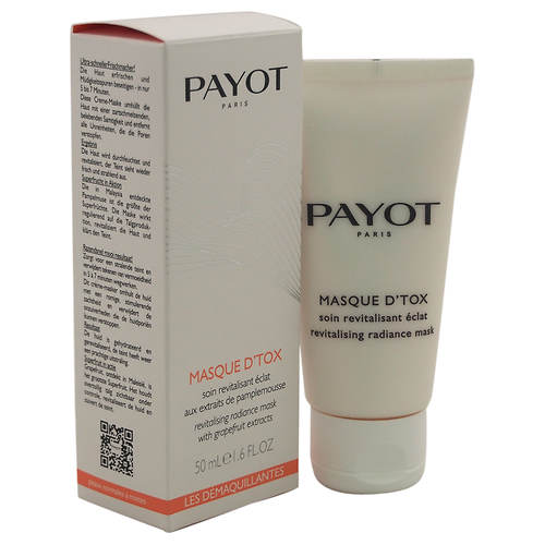 Payot Masque D'Tox Radiance Mask