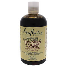 Shea Moisture Castor Oil Strengthen and Grow Shampoo