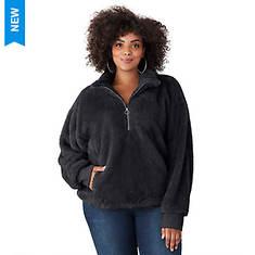 3/4-Zip Fleece Pullover