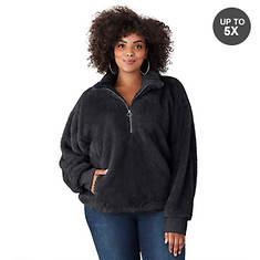 Quarter Zip Fleece Pullover