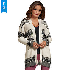 Cozy Open-Front Sweater