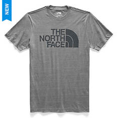 The North Face Men's Half Dome New Triblend Tee SS