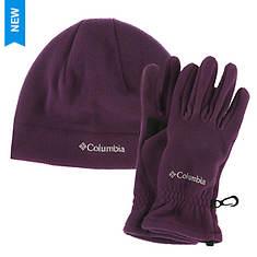 Columbia Women's Fast Trek Hat and Glove Set