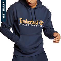 Timberland Men's Essentail Est 1973 Hoodie Sweat