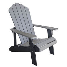 AmeriHome Outdoor Two-Tone Adirondack Chair