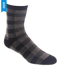 UGG® Men's Randall Check Crew Sock