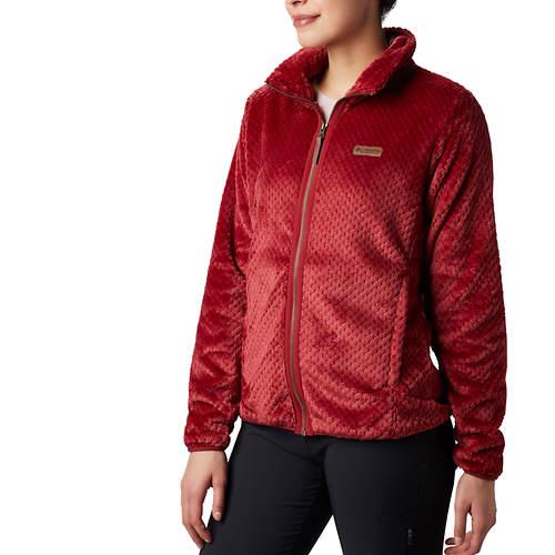 Columbia Women's Fire Side ll Sherpa Full Zip