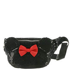 Loungefly Disney Minnie Sequin Fanny Pack