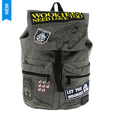 Loungefly Star Wars Wookie Patch Backpack