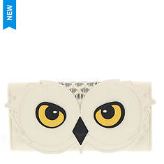 Loungefly Harry Potter Hedwig Owl Trifold Wallet