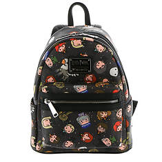 Loungefly Harry Potter Chibi Mini Backpack fc57c5faa148d